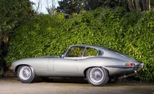 Amores de juventud: el Jaguar E-Type