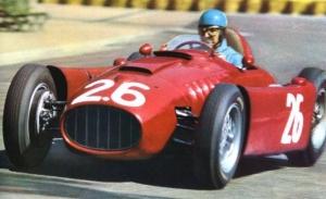 El Lancia D50, sueños de victoria