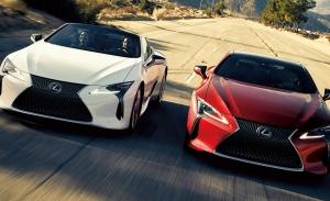 Lexus LC 2022, más opciones de color para el exclusivo modelo japonés