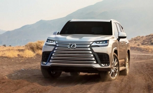 Lexus LX 2022, el popular Toyota Land Cruiser se transforma en un 4x4 repleto de lujo