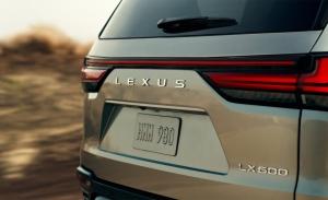 El nuevo Lexus LX 2022 ya tiene fecha de presentación