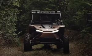Lexus apuesta por el hidrógeno para su nuevo y peculiar vehículo recreativo