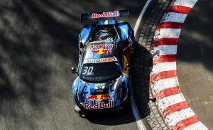 Liam Lawson logra la última pole y roza el título del DTM en Norisring