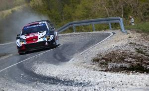 La lucha por el título del WRC entre Ogier y Evans llega al Rally RACC