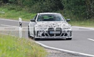 Las pruebas del nuevo BMW M4 CSL en Nürburgring desvelan detalles inéditos