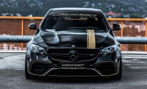 El MANHART ER 800 transforma al Mercedes-AMG E 63 en una bestia