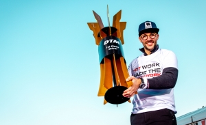 Maximilian Götz conquista el DTM en un final de año agónico en Norisring
