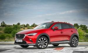 Adiós al Mazda CX-3, el B-SUV japonés saldrá de producción a finales de año