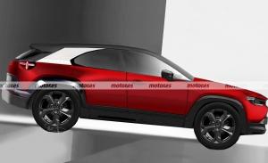 Adelanto del futuro Mazda CX-60, el primer nuevo SUV que llegará a Europa en 2022