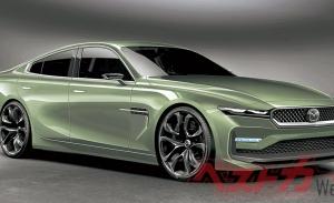El nuevo Mazda6 debutará en 2022, estará electrificado y estrenará plataforma