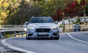 Descubrimos al detalle la tecnología híbrida enchufable del Mercedes-AMG C 63 2022