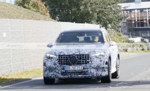 El nuevo Mercedes-AMG GLC 63 2023 aparece por sorpresa en Nürburgring