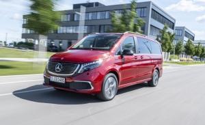 Llega una nueva versión eléctrica base a la gama de los Mercedes eVito y EQV