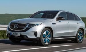 El Mercedes EQC dará el salto a Estados Unidos para ser un coche eléctrico global