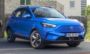 MG ZS EV 2022, el popular SUV eléctrico estrena imagen, tecnología y una mayor autonomía