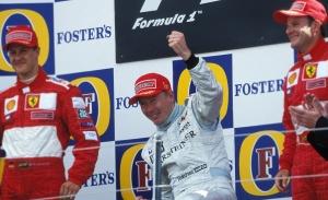 Mika Häkkinen disputará el evento helado de la Race of Champions 2022