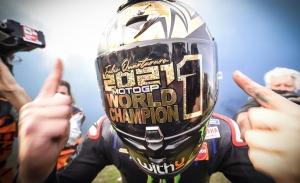 MotoGP tiene su campeón francés: el 'Diablo' Fabio Quartararo