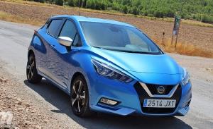 El futuro del Nissan Micra pasa por ¿convertirse en un coche eléctrico?