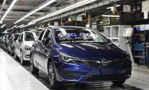 La producción del actual Opel Astra en la fábrica de Gliwice termina en diciembre