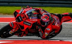 Pecco Bagnaia logra la pole en el habitual rodeo de Márquez en Austin