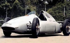 Piero Dusio y el Cisitalia Type 360, alas rotas