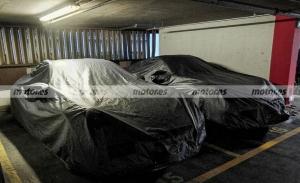 Nuevas fotos espía revelan más detalles del nuevo Porsche 911 Sport Classic 2022
