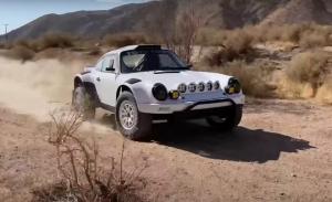 Porsche Baja 911, un one-off del icono deportivo convertido en todoterreno