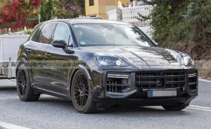 El Porsche Cayenne será puesto al día en 2022 con importantes novedades
