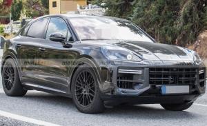 Porsche Cayenne Coupé 2022, la primera gran actualización está en marcha