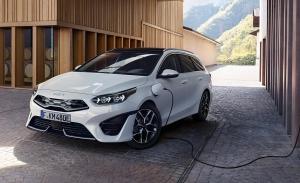 KIA Ceed Tourer 2022, todos los precios del renovado coche familiar y su versión PHEV