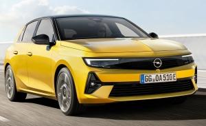 Todos los precios del nuevo Opel Astra 2022, así es la gama del renovado compacto