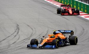 Preocupación en McLaren por el avance de Ferrari con el nuevo motor