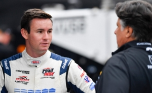 Primer test para Kyle Kirkwood, la gran promesa estadounidense de Andretti