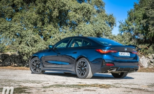 Prueba BMW Serie 4 Gran Coupé, estética y polivalencia