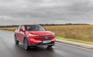 Prueba Honda HR-V 2022, la alternativa más interesante