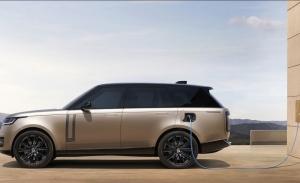 El nuevo Range Rover será completamente eléctrico en 2024