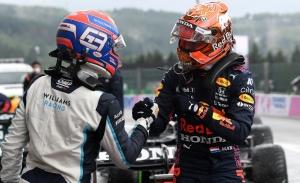 Red Bull teme que George Russell hará aún más fuerte a Mercedes