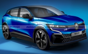 El Renault Mégane E-Tech Electric estrenará en 2023 la versión Alpine Line