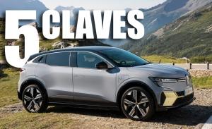 Las 5 claves del nuevo Renault Mégane E-Tech Electric, el inicio de una gran ofensiva