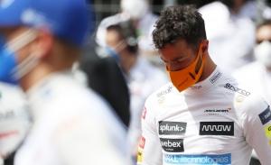 Ricciardo: por qué fui incapaz de seguir a Sainz en su remontada