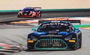 Sábado perfecto de los GT3 de Mercedes en las 3 Horas de Barcelona