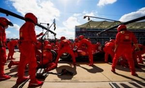 Sainz, un 7º agridulce: «La salida y el pit stop malo nos han costado la carrera»
