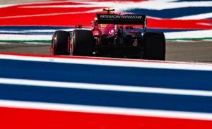 Sainz se cuela entre los dominadores Red Bull en los últimos libres de Austin
