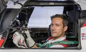 Sébastien Ogier se prepara para debutar sobre el Toyota GR010 Hybrid