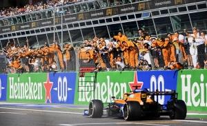 Seidl da la clave del «sensacional» resurgir de McLaren en F1