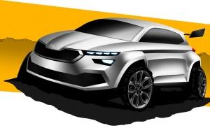 El Skoda Kamiq se transformará en un coche de rally