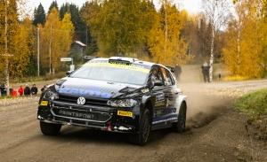 Teemu Suninen trabaja para tener un programa completo en el WRC 2022