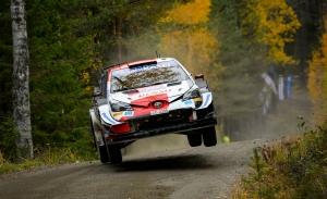 El título del WRC 2021 es cosa de Sébastien Ogier y Elfyn Evans