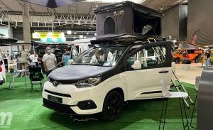 Toyota presenta su gama camper en el Caravaning 2021