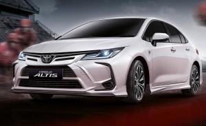 Toyota Corolla Altis Nürburgring Edition, una edición especial para Tailandia